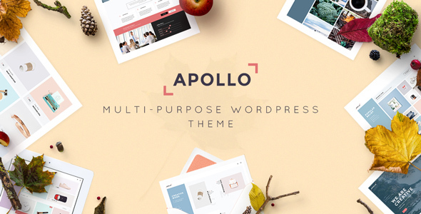 Apollo - Responsive Multi-Purpose WordPress Theme - Portfolio Creative